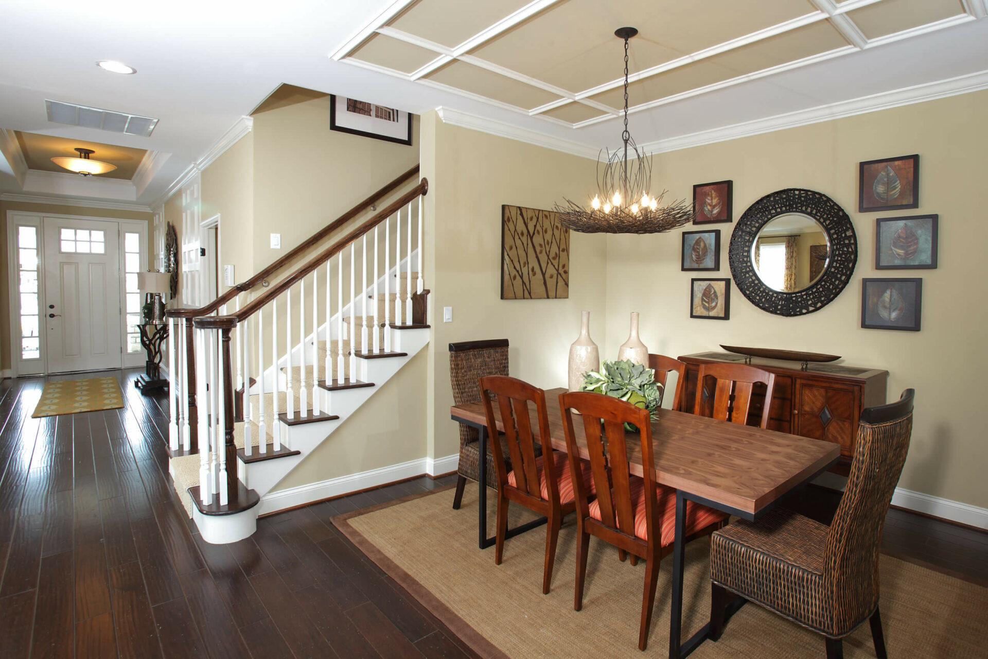 The Washington Designer Model 55+ Community Home in Lititz, PA